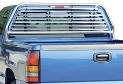 Ford F-350 Go Industries Stainless Steel Headache Rack