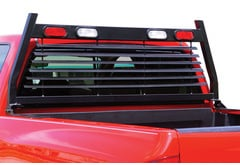 Ford F-350 Go Industries Lighted Headache Rack