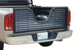 Ford F-350 Go Industries Air Flow Louvered 5th Wheel Tailgate
