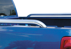 Ford F-550 Go Industries Bed Rails