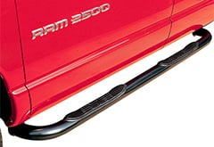 Ford F-150 Go Rhino 4000 Series Nerf Bars