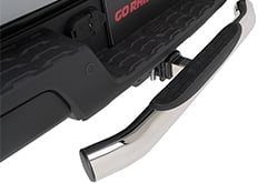 Isuzu Rodeo Go Rhino Hitch Step