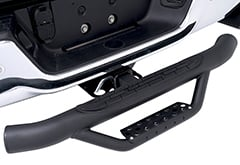 Dodge Ram 1500 Go Rhino Dominator Hitch Step