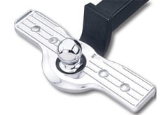 Mercedes-Benz E320 Go Rhino Step-N-Tow Ball Mount Step