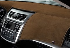 BMW 5-Series DashMat VelourMat Dashboard Cover