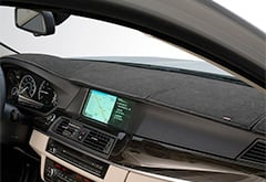BMW 533i DashMat SuedeMat Dashboard Cover