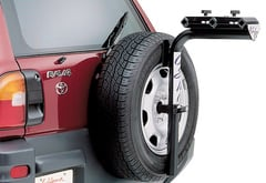 Isuzu Pickup Surco Spare Tire Bike Rack