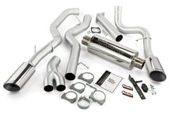 Ford F-550 Banks Monster Exhaust System