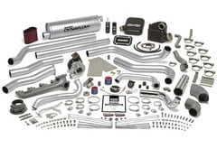 Jeep Wrangler Banks Sidewinder Turbo System