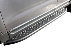 Chevrolet Silverado Pickup Dee Zee NX Series Running Boards