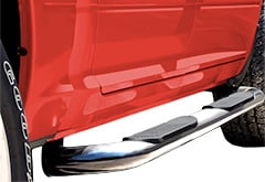 Ford Expedition Dee Zee Universal 3 Inch Round Nerf Bars