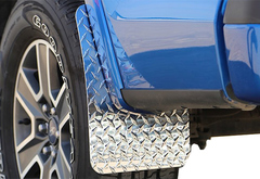 Ford F-250 Dee Zee Metal Mud Flaps