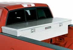 GMC Sierra Pickup Deflecta-Shield Ultima Single Lid Truck Toolbox