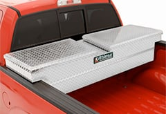 Ford F-550 Deflecta-Shield Ultima Gull Wing Truck Toolbox