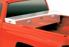 Ford F-550 Deflecta-Shield Contender Truck Toolbox