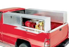 Ford F-550 Deflecta-Shield Challenger Topside Truck Storage Box