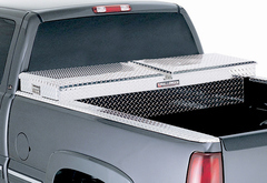GMC Sierra Pickup Deflecta-Shield Challenger Gull-Wing Truck Toolbox