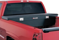 Ford F-550 Deflecta-Shield Challenger Low Profile Single Lid Truck Toolbox