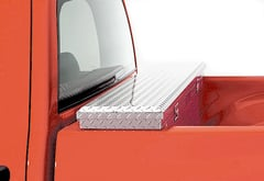 Ford F-550 Deflecta-Shield Challenger Narrow Width Low Profile Toolbox