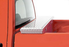 Honda Ridgeline Deflecta-Shield Challenger Narrow Width Low Profile Toolbox