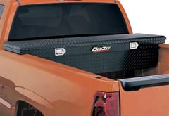Ford F150 Dee Zee Low Profile Single Lid Crossover Truck Toolbox