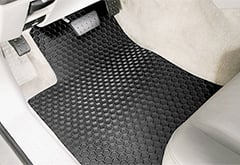 Pontiac Fiero Intro-Tech Hexomat Floor Mats