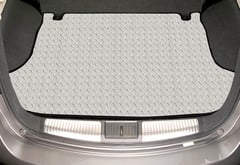Mini Intro-Tech Diamond Plate Cargo Liner