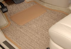 Mercedes-Benz 500SL Intro-Tech Sisal Floor Mats