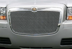 T-Rex 54709 Upper Class Polished Stainless Mesh Grille T REX