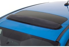 Isuzu Pickup Auto Ventshade Windflector Sunroof Deflector