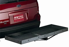 BMW 745i Lund Hitch Cargo Carrier