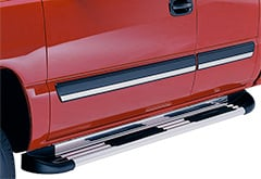 Isuzu Ascender Lund TrailRunner Aluminum Running Boards