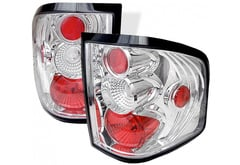 Toyota 4Runner Spyder Euro Tail Lights