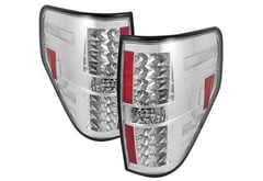 GMC Yukon Denali XL Spyder LED Tail Lights