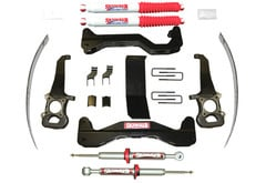 Jeep Wrangler Skyjacker Lift Kit