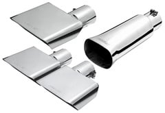 Isuzu Trooper Gibson Sport Exhaust Tip
