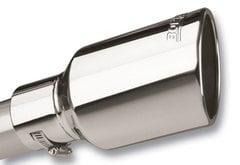 Chevrolet Celebrity Borla Round Exhaust Tip