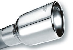 Lincoln Mark LT Borla Oval Exhaust Tip
