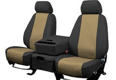 Chevrolet Silverado Pickup CalTrend Dura-Plus Seat Covers