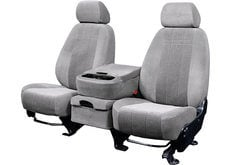 Chevrolet Silverado Pickup CalTrend Velour Seat Covers