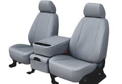 Ford F-450 CalTrend Leather Seat Covers