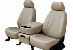 GMC Yukon XL CalTrend I Can't Believe It's Not Leather Seat Covers