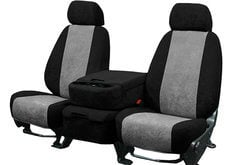 Ford F-450 CalTrend Suede Seat Covers