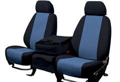 Hyundai Accent CalTrend Tweed Seat Covers