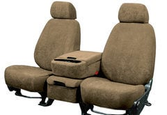 Toyota Supra CalTrend SuperSuede Seat Covers