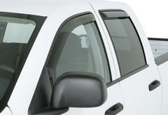 Ford F-250 Wade In-Channel Window Deflectors