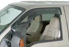 Jeep Grand Cherokee Wade Wind Guard Window Deflectors