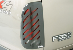 Wade Tail Light Covers