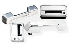 Chevrolet Silverado Pickup AMI Billet Door Handle Assemblies