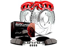 Subaru Baja Power Stop Brake Kit